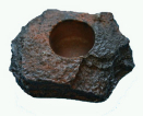 Fodersten sten lava