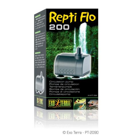 Repti Flo 200