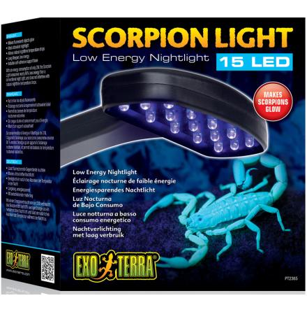 Scorpion Lampa