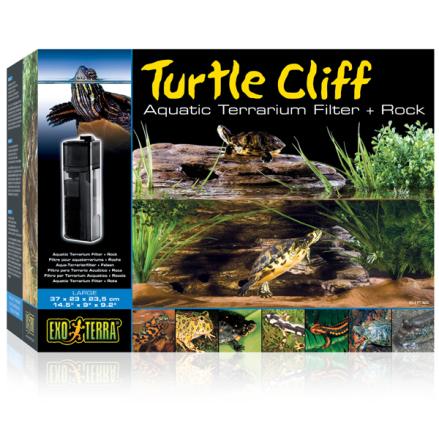 Exo Terra Sköldpaddsklippa
