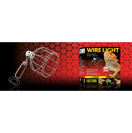 Wire Light small