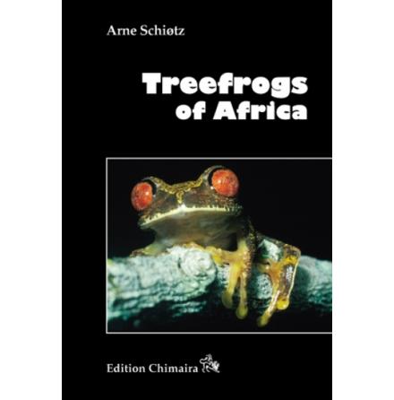 Treefrogs of Africa, Arne Schiöts